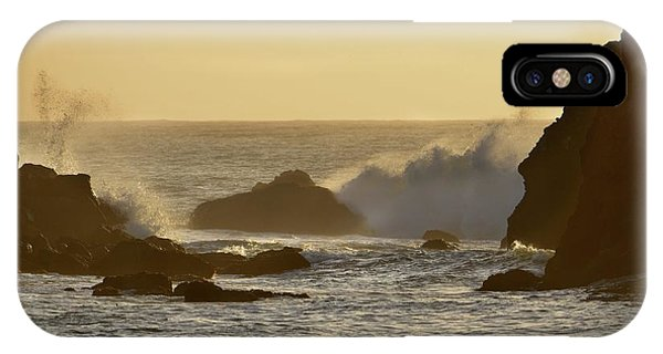 Sunset At Half Moon Bay IPhone Case