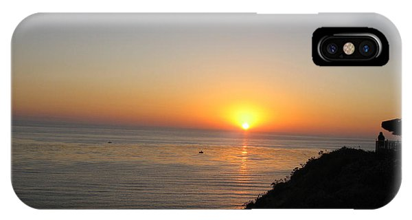 Sunset At Laguna Niguel California IPhone Case