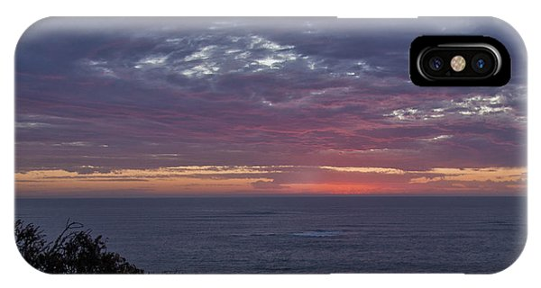 Sunset At Margaret River IPhone Case