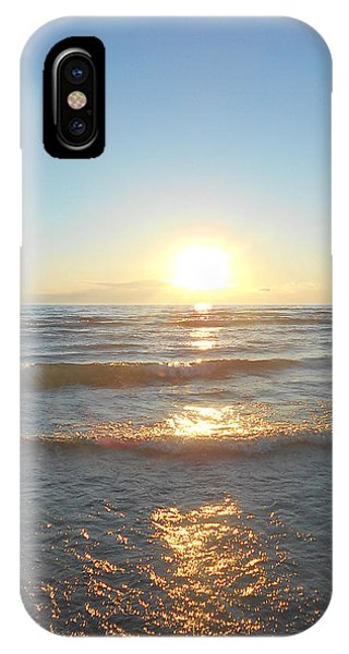 Sunset At Sauble Beach  IPhone Case