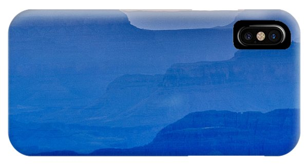 Sunset At South Rim IPhone Case