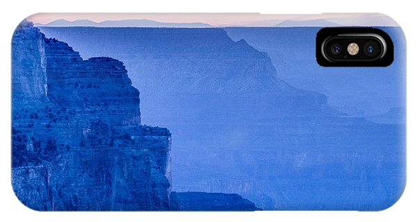 Sunset At The South Rim IPhone Case