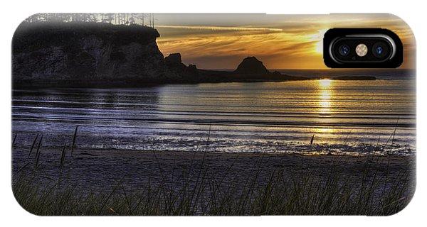 Sunset Bay Paradise IPhone Case
