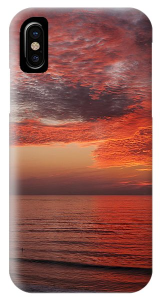 Sunset Cliffs Sunset 1 IPhone Case