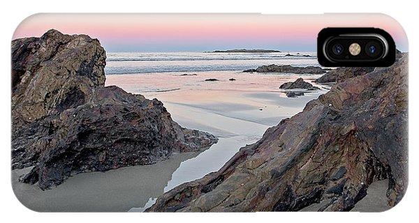 Sunset  Denhams Beach. IPhone Case