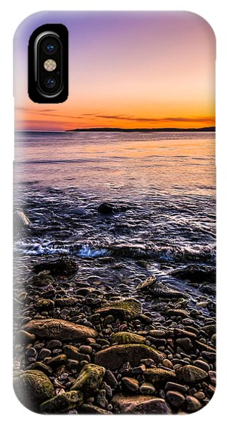 Sunset Photos Elgol Isle Of Skye IPhone Case