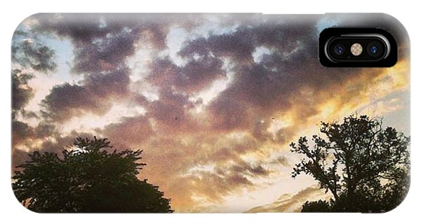 Sunset Federal Hill IPhone Case