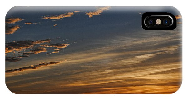 iPhone Case - Sunset by George Fredericks