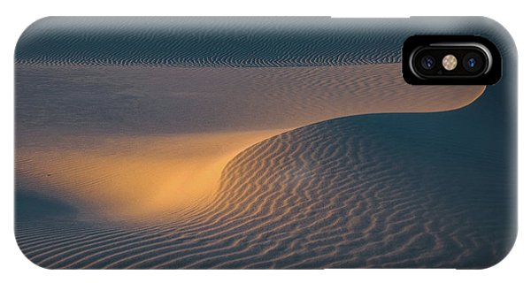 New Mexico iPhone Case - Sunset Glow by Rob Darby