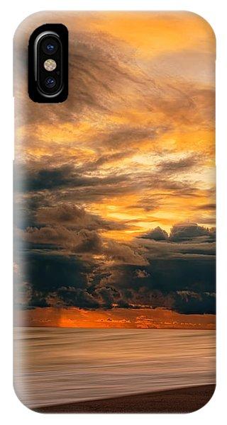 Sunset Grandeur IPhone Case
