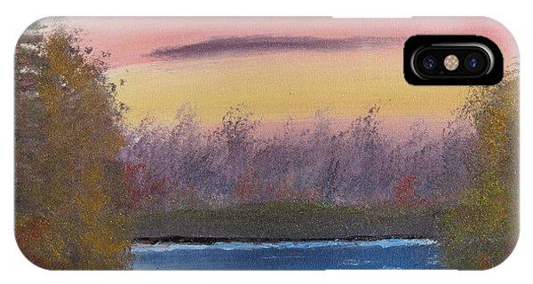Sunset Haze Phone Case by Dave Atkins
