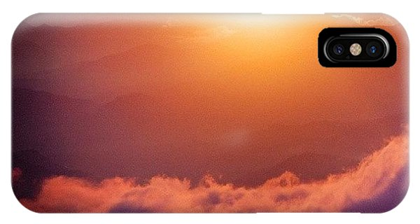 Beautiful Sunrise iPhone Case - Sunset Himalayas by Raimond Klavins