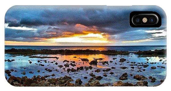 Ignation iPhone Case - #sunset #ignation #igtube #instalike by Brian Governale
