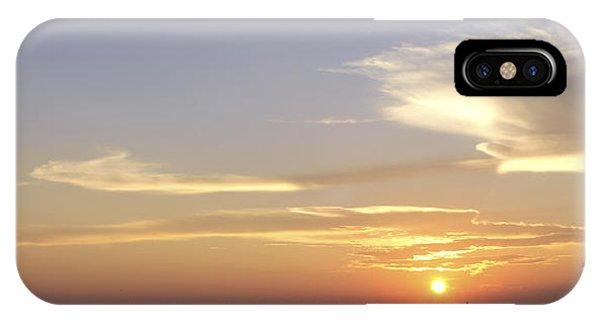 Sunset In Charleston IPhone Case