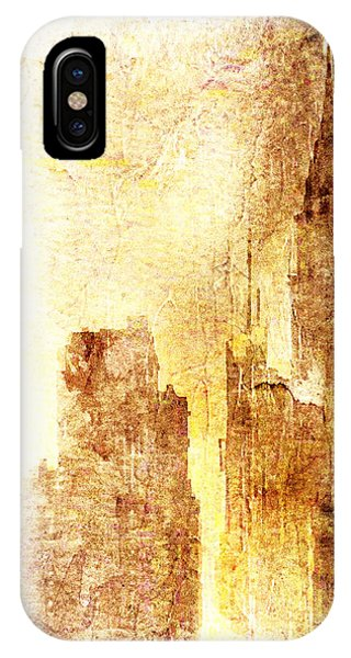 Sunset In Nyc IPhone Case