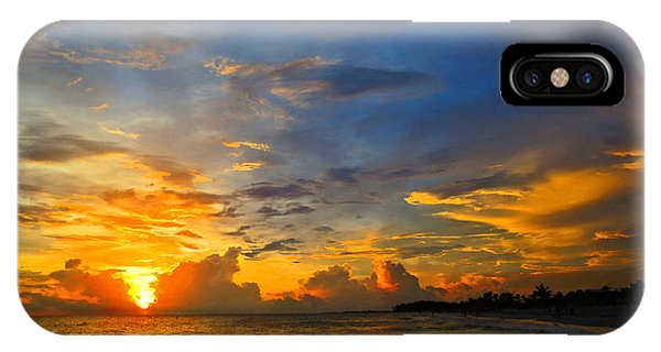Sunset In Paradise - Beach Photography By Sharon Cummings IPhone Case