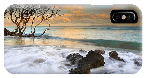 Sunset iPhone Case - Sunset In Paradise by Mike  Dawson