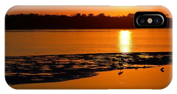 Sunset In Sanibel IPhone Case