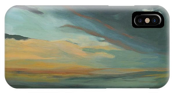 Sunset In St. Petersburg IPhone Case