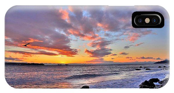 Sunset IPhone Case