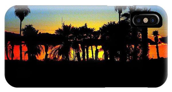 Sunset Lake Havasu Phone Case by John Potts
