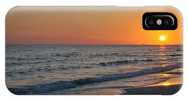 Sunset Love IPhone Case