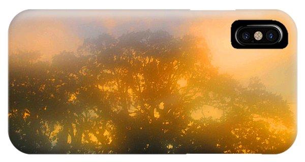 Sunset Mocks Sunrise IPhone Case