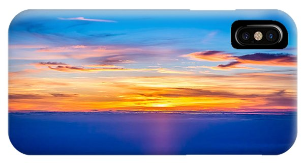 Sunset Phone Case by Neah Falco
