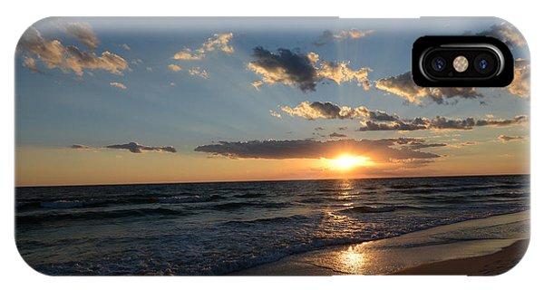 Sunset On Alys Beach IPhone Case