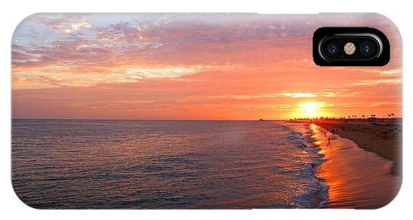 iPhone Case - Sunset On Balboa by Kelly Holm