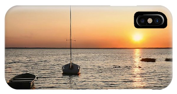 Sunset On Lbi IPhone Case
