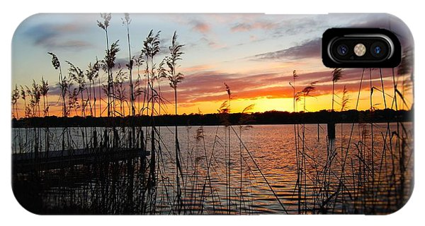Sunset On The Bayou IPhone Case