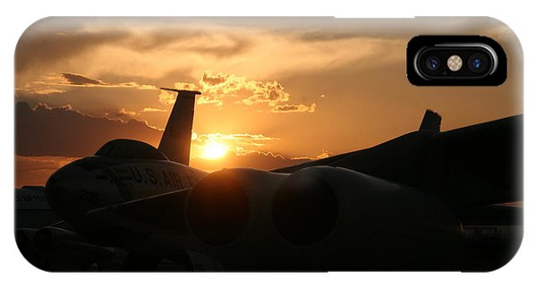 Sunset On The Cold War IPhone Case