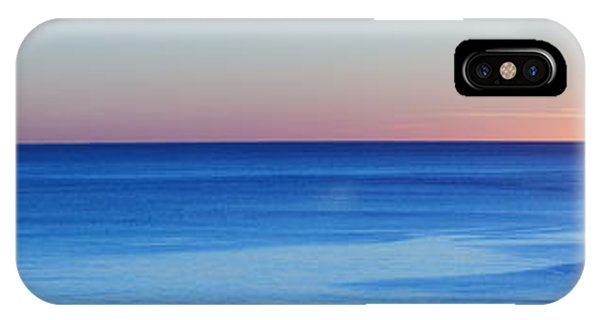 Sunset On The Horizon IPhone Case