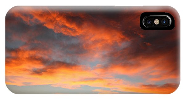 Sunset Over Estes Park IPhone Case