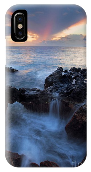Cauldron iPhone Case - Sunset Over Lanai by Mike  Dawson
