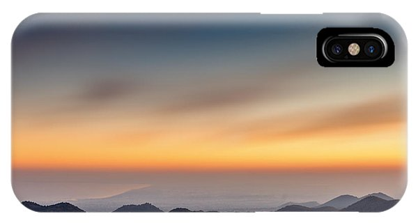 Sunset Over The Gulf IPhone Case