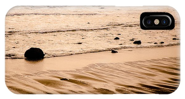 Sunset Palette Wreck Beach IPhone Case