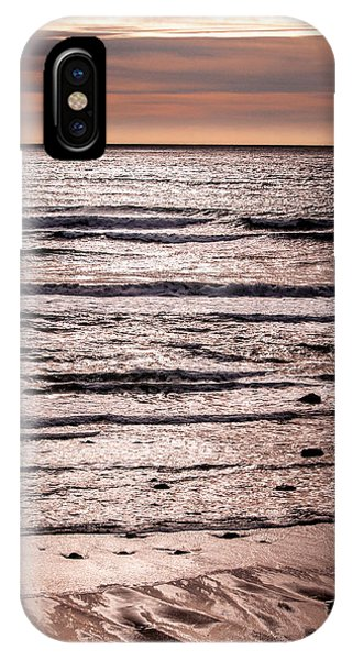 Sunset Ocean IPhone Case