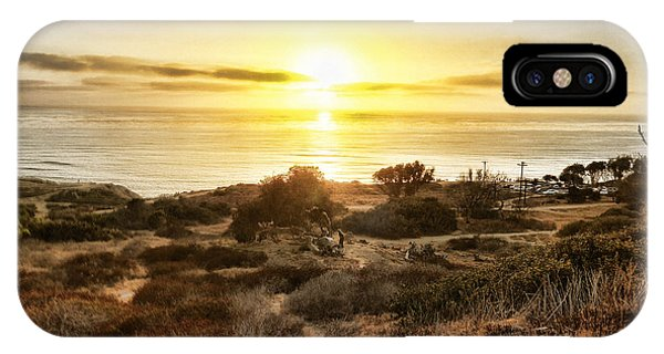 Sunset Point Loma 20130915 IPhone Case