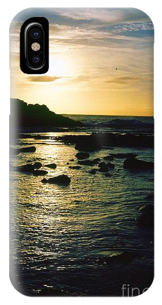 Sunset Reflections IPhone Case