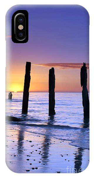 Sunset Romance IPhone Case