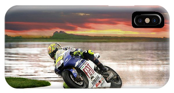 Sunset Rossi IPhone Case