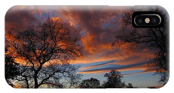 Sunset September 24 2013 IPhone Case
