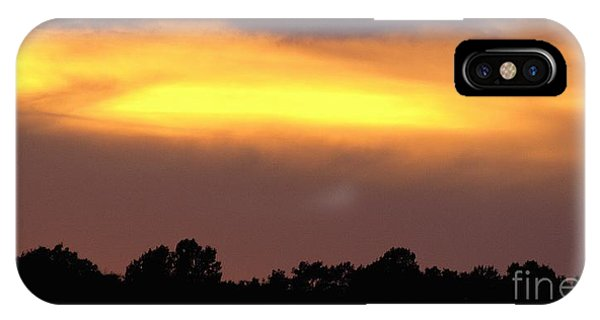 Sunset Sky IPhone Case