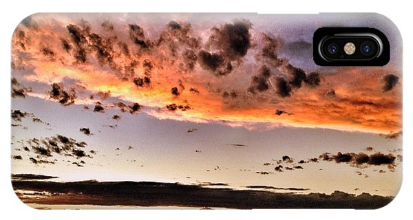 Sunset South America IPhone Case