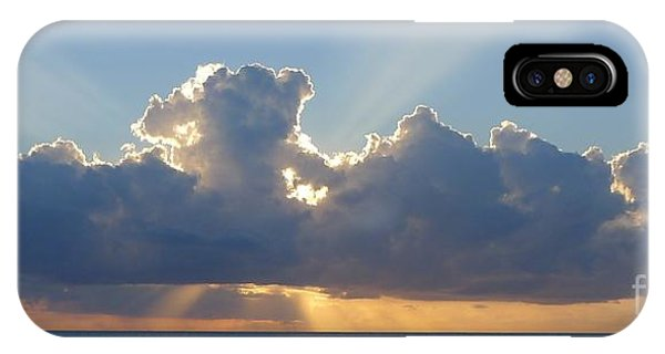 Sunset St. Lucia IIi IPhone Case