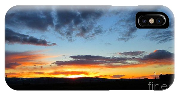 Sunset Walk IPhone Case