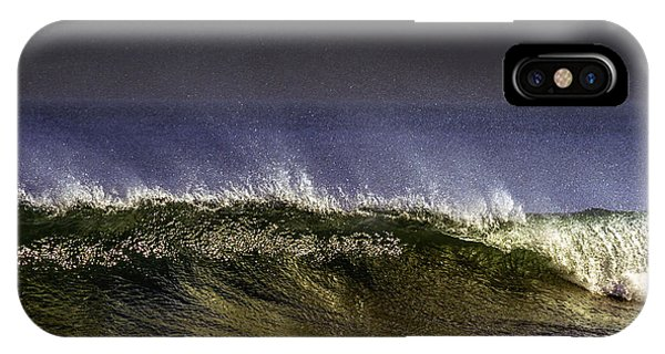 Sunset Wave IPhone Case