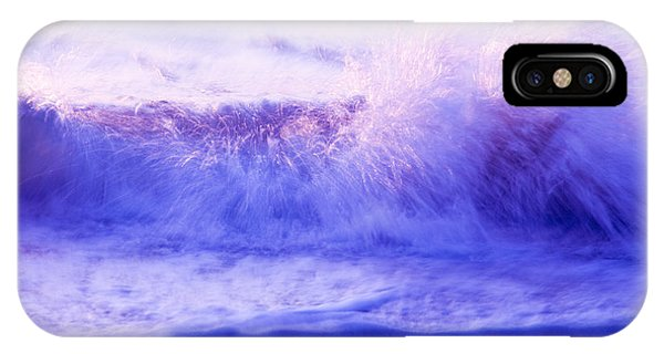 Sunset Waves IPhone Case